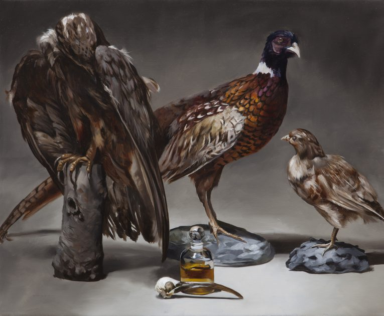 still-life-with-birds-and-bottle